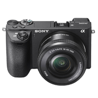 New Sony Alpha A6500 (16-50mm) Kit Digital SLR Cameras Black (FREE DELIVERY + 1 YEAR WARRANTY)