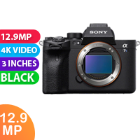 New Sony Alpha A7S Mark III 12.9MP Body Only Digital Camera (FREE DELIVERY + 1 YEAR WARRANTY)