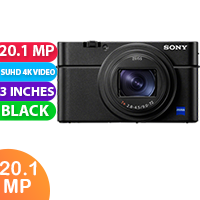 New Sony Cyber-shot DSC-RX100 VII Camera (FREE DELIVERY + 1 YEAR WARRANTY)