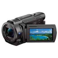 New Sony FDR-AX33 4K Ultra HD Handycam Camcorder (1 YEAR WARRANTY)