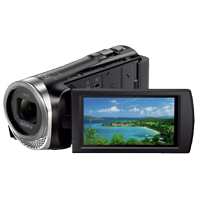 Sony HDR-CX450 Full HD Camcorder (PRIORITY DELIVERY + FREE ACCESSORY)