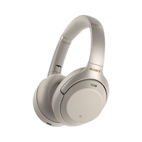 New Sony WH-1000X M3 Wireless NC Headphone Silver (FREE DELIVERY + 1 YEAR WARRANTY)