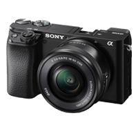 New Sony Alpha A6100 (16-50mm) Kit Digital SLR Camera Black (FREE DELIVERY + 1 YEAR WARRANTY)