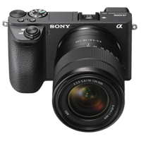 New Sony Alpha A6500 (18-135mm) Kit Digital SLR Cameras Black (1 YEAR WARRANTY)