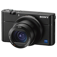 New Sony Cyber-shot DSC-RX100 VA 20.1MP Digital Camera (FREE DELIVERY + 1 YEAR WARRANTY)