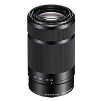 New Sony E 55-210mm F4.5-6.3 OSS Black Lens (FREE DELIVERY + 1 YEAR WARRANTY)
