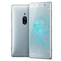 UNLOCKED New Sony Xperia XZ2 Premium H8166 Dual SIM 64GB 4G LTE Smartphone Silver (FREE DELIVERY + 1 YEAR WARRANTY)