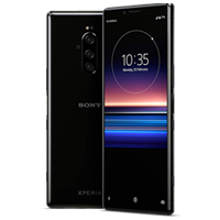 UNLOCKED New Sony Xperia 1 Dual SIM 128GB 4G LTE Smartphone Black (FREE DELIVERY + 1 YEAR WARRANTY)