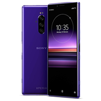 UNLOCKED New Sony Xperia 1 Dual SIM 128GB 4G LTE Smartphone Purple (FREE DELIVERY + 1 YEAR WARRANTY)