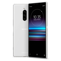 UNLOCKED New Sony Xperia 1 Dual SIM 128GB 4G LTE Smartphone White (FREE DELIVERY + 1 YEAR WARRANTY)