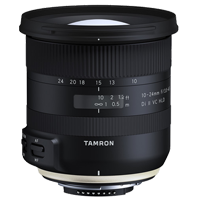 New Tamron 10-24mm F3.5-4.5 Di II VC HLD Canon (FREE DELIVERY + 1 YEAR WARRANTY)