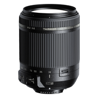 New Tamron 18-200mm F/3.5-6.3 Di II VC Lens for Nikon (FREE DELIVERY + 1 YEAR WARRANTY)
