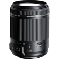 New Tamron 18-200mm F/3.5-6.3 Di II VC Lens for Canon (FREE DELIVERY + 1 YEAR WARRANTY)