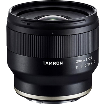 New Tamron 20mm F/2.8 Di III OSD M1:2 (F050) Lens for Sony E (FREE DELIVERY + 1 YEAR WARRANTY)