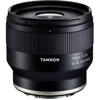 New Tamron 35mm f/2.8 Di III OSD (F053) Lens for Sony E (FREE DELIVERY + 1 YEAR WARRANTY)