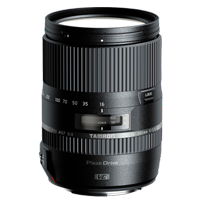 New Tamron 16-300mm f/3.5-6.3 Di II VC PZD MACRO Lens for Canon (FREE DELIVERY + 1 YEAR WARRANTY)