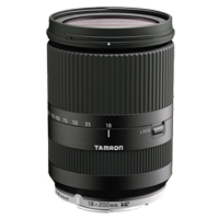 Tamron 18-200mm F/3.5-6.3 Di III VC Lenses For Canon Black (1 YEAR WARRANTY)