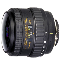 Tokina AT-X 107 NH Fisheye 10-17mm f/3.5-4.5 DX Lens For Canon (PRIORITY DELIVERY)