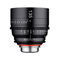 New Samyang Xeen 135mm T2.2 Lens for Nikon AE (FREE DELIVERY + 1 YEAR WARRANTY)