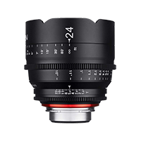 New Samyang Xeen 24mm T1.5 Lens for M4/3 (FREE DELIVERY + 1 YEAR WARRANTY)