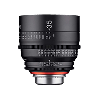 New Samyang Xeen 35mm T1.5 Lens for PL Mount (FREE DELIVERY + 1 YEAR WARRANTY)