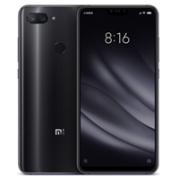 UNLOCKED  New Xiaomi Mi 8 Lite Dual SIM 128GB 4G LTE Smartphone Black (FREE DELIVERY + 1 YEAR WARRANTY)