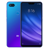 UNLOCKED  New Xiaomi Mi 8 Lite Dual SIM 128GB 4G LTE Smartphone Blue (FREE DELIVERY + 1 YEAR WARRANTY)
