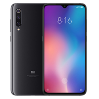 UNLOCKED New Xiaomi Mi 9 Dual SIM 128GB 6GB RAM 4G LTE Smartphone Black (FREE DELIVERY + 1 YEAR WARRANTY)