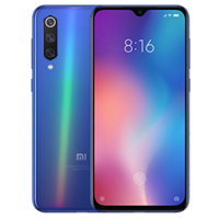 UNLOCKED New Xiaomi Mi 9 Dual SIM 128GB 6GB RAM 4G LTE Smartphone Blue (FREE DELIVERY + 1 YEAR WARRANTY)