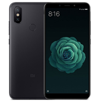 UNLOCKED New Xiaomi Mi A2 Dual SIM 32GB 4G LTE Smartphone Black (FREE DELIVERY + 1 YEAR WARRANTY)