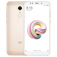 UNLOCKED New Xiaomi Redmi 5 Plus Dual SIM 32GB 4G LTE Smartphone Gold (FREE DELIVERY + 1 YEAR WARRANTY)