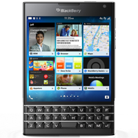 BlackBerry Passport 32GB 4G International Smartphone Black UNLOCKED (1 YEAR WARRANTY)
