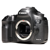 Canon EOS-5D Mark III Digital SLR Camera Body 22.3 Megapixels (1 YEAR WARRANTY)