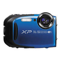 Fujifilm FinePix XP80 16MP Full HD Digital Camera Blue (PRIORITY DELIVERY + FREE ACCESSORY)