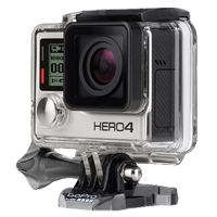 GoPro HERO4 Silver (1 YEAR WARRANTY) Edition (1 YEAR WARRANTY)