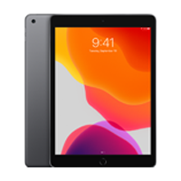 New Apple iPad 10.2-Inch 128GB WiFi Tablet Space Grey (FREE DELIVERY + 1 YEAR WARRANTY)