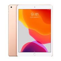 New Apple iPad 10.2-Inch 128GB WiFi Tablet Gold (FREE DELIVERY + 1 YEAR WARRANTY)