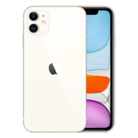 UNLOCKED New Apple iPhone 11 128GB 4G LTE White (FREE DELIVERY + 1 YEAR WARRANTY)