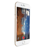 Used as Demo Apple iPhone 6 Plus 128GB 4G LTE Gold (6 month warranty)