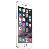 Apple iPhone 6 UNLOCKED 16GB 4G LTE Silver (1 YEAR AUSTRALIAN WARRANTY)