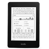 "AMAZON KINDLE PAPERWHITE 6"" WIFI e-Reader Display Tablet (PRIORITY DELIVERY)"