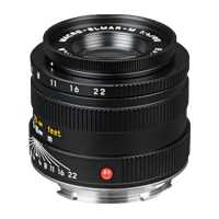 Leica Macro-Elmar-M 90mm f/4 Lens (No Finder) (1 YEAR WARRANTY)