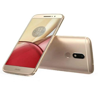 Motorola Moto M XT1663 Dual SIM 32GB 4G LTE International Smartphone Gold UNLOCKED (1 YEAR WARRANTY)