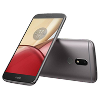 Motorola Moto M XT1663 Dual SIM 32GB 4G LTE International Smartphone Black UNLOCKED (1 YEAR WARRANTY)
