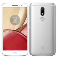 Motorola Moto M XT1663 Dual SIM 32GB 4G LTE International Smartphone Silver UNLOCKED (1 YEAR WARRANTY)
