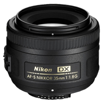 New Nikon NIKKOR AF-S 35mm f/1.8G F1.8 G DX (FREE DELIVERY + 1 YEAR WARRANTY)