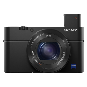 New Sony Cyber-shot DSC-RX100 IV 20MP Digital Camera (FREE DELIVERY + 1 YEAR WARRANTY)