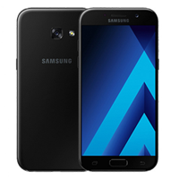 Samsung Galaxy A3 (2017) Dual SIM A320FD 4G 16GB International Smartphone Black UNLOCKED (1 YEAR WARRANTY)