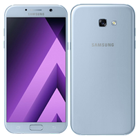 Samsung Galaxy A3 (2017) Dual SIM A320FD 4G 16GB Smartphone International Blue UNLOCKED (1 YEAR WARRANTY)