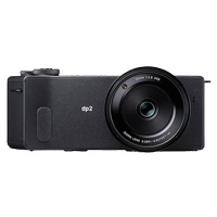 Sigma DP2 Quattro 29MP Digital Camera Black (FREE INSURANCE + 1 YEAR AUSTRALIAN WARRANTY)
